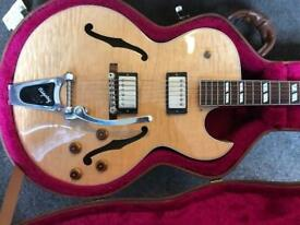 Gibson ES175 With Bigsby.