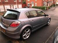 Vauxhall Astra 1.9 cdti sri xp 150bhp