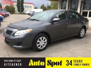 2010 Toyota Corolla CE/PRICED FOR A QUICK SALE !