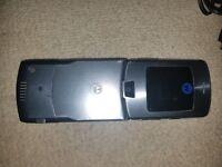 Motorola RAZR V3 grey t-mobile/ee