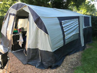 Used 2014 Trigano Camplair S trailer tent