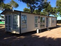 Spain - Mobile home - Static caravan (Nr Alicante)- Brentmere 40' x 12' 2 bed Your home in the sun
