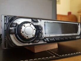 KENWOOD KDC-5024 Car Radio/cd player + cables. Quality and power.