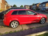 Audi a3 1.9tdi . 12 months m.o.t very good motor £30 a year road tax . Only selling as having a van
