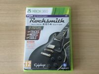 Rocksmith All New 2014 Edition Xbox 360 Game - with cable