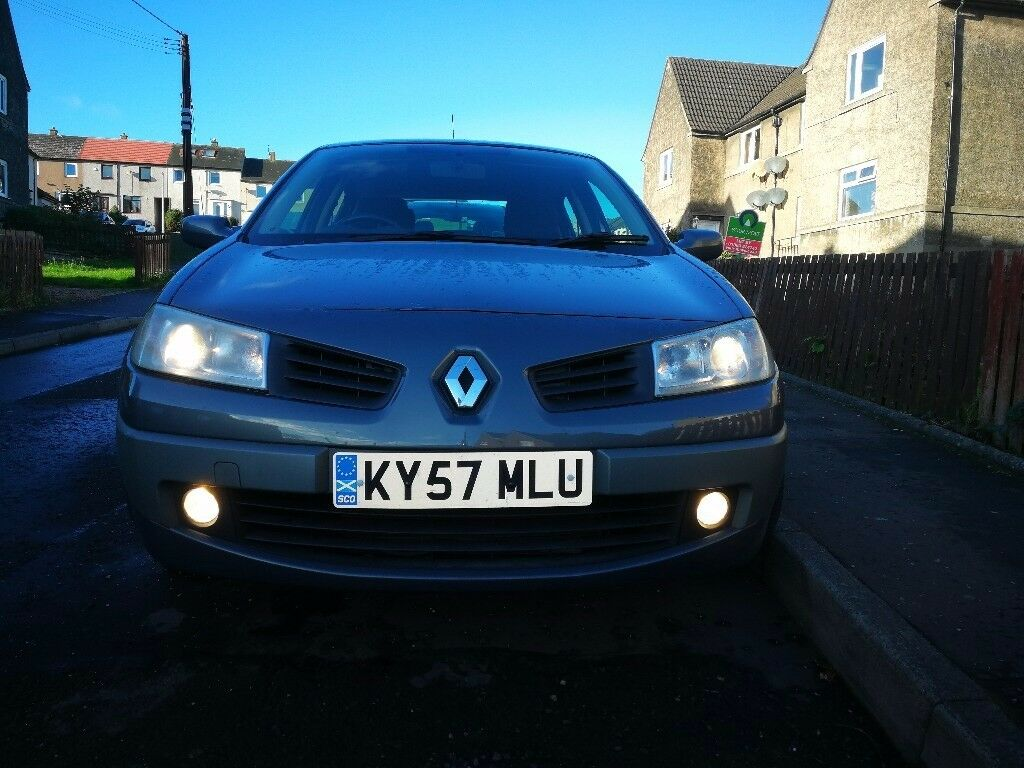 66000 miles renault Megane 1 year MOT tires and breaks have done only 6000 miles