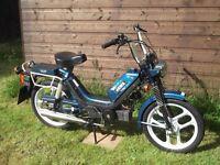 Jawa Jazz moped 1991, 49cc