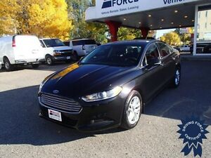 2013 Ford Fusion SE, Performance Tires, Cruise Control, 54588 KM