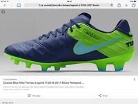 Nike Tiempo Legend Boots Brand New