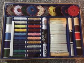 49 piece sewing kit