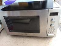 Smeg Integrated Microwave