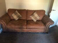 Sofa 4 and 3 seater