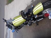 1980 XS 1100 custom bobber