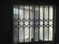 Still available window security gates