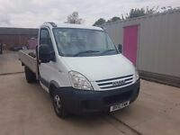 IVECO DAILY 35C12 MWB DROPSIDE REG2010 FOR SALE