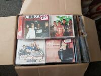 Single CD's Over 300 Of Them From The 1990's (ORIGINALS)