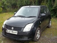 2007 SUZUKI SWIFT GL 1.3 PETROL