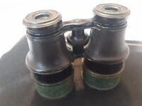 Vintage Elliott Brothers Binoculars