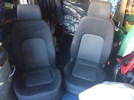 Beetle car seats