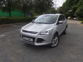 Ford Kuga Titanium X Tdci 5dr Auto Diesel 0% FINANCE AVAILABLE