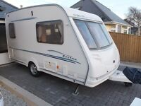 Stirling Eccles Jade 2 berth caravan in excellent condition