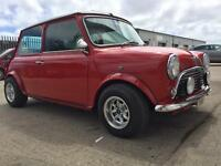 Rover Mini Cooper s works mpi 90bhp