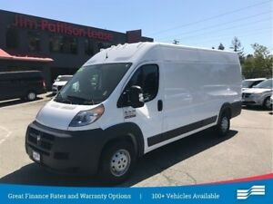 2017 Ram ProMaster 3500 Extended High Roof, Local/No Accidents