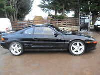 Toyota MR2 GTS T Top Turbo