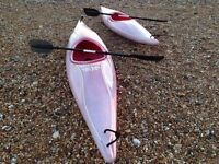 kayak perception to collect in brighton 65 pound