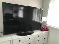 """55"""" furrion tv with built in freeview"""