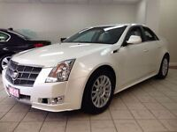 2011 Cadillac CTS 3.0L V6 | LEATHER | BOSE SOUND | NO ACCIDENTS