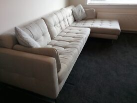 Right hand corner sofa from Dwell
