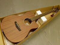 tanglewood solid mahogany electro acoustic