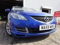 59 MAZDA 6 TS DIESEL 2.2 ,MOT AUG 017,2 OWNERS FROM NEW,2 KEYS,PART HISTORY,STUNNING EXAMPLE