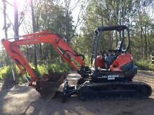 Excavator Kubota KX161-3 Super Series Gympie Gympie Area Preview
