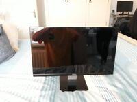 23.inch flat screen monitor