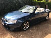 2006 56 Reg Saab 9-3 2.0t Vector Convertible Automatic Full Leather MOT May 2019