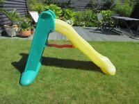 Kids LARGE Easy Store plastic garden slide chute toy- Little Tikes