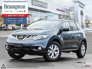 2014 Nissan Murano SV AWD|Sunroof|Back up Camera|Bluetooth|Clean