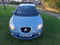 2007 Seat Leon 1.6 Special Edition 5dr [NEW MOT+NEW CLUTCH+CAM BELT+2 LADY OWNERS]