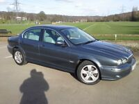 Jaguar X-Type 3.0 V6 SE ★ALL WHEEL DRIVE ★VERY LOW MILEAGE ★PRIVATE PLATE INCLUDED★