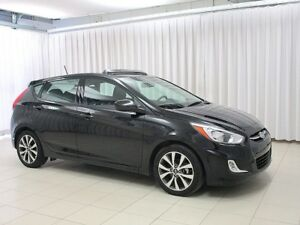 2017 Hyundai Accent QUICK BEFORE IT'S GONE!!! - 5DR HATCH WITH C