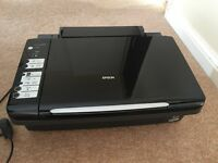 Epson DX7450 Printer (print, scan & copy)