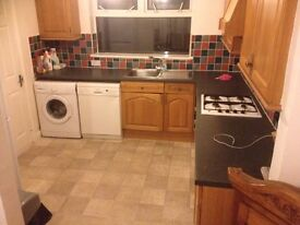 Large double bedroom for rent from £95 per week including bills