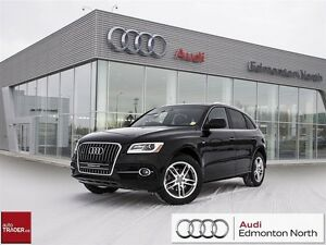 2016 Audi Q5 2.0T Technik Qtro 8sp Tip Remote Start