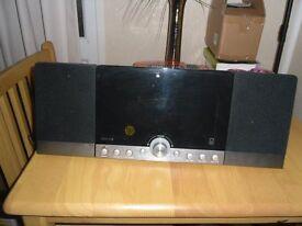 Radio CD & Ipod dock