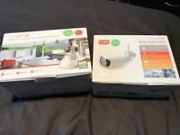 Time2 WiFi CCTV Home Security Camera System HD