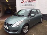 SUZUKI SWIFT SZ3 1.2 ** IMMACULATE!!! ** £20 YEAR TAX ** SERVICE HISTORY **