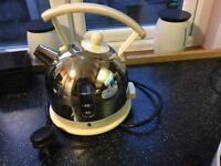 Dualit Dome Chrome and Creme Kettle In Immaculate Condition