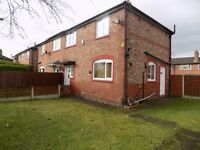 beautiful 3 bedroom house with a huge garden!